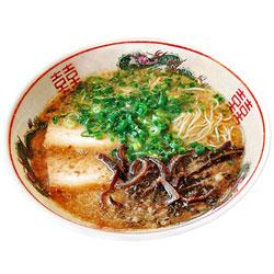 画像1: 九州 博多 だるま らーめん (1箱2食入・豚骨)ご当地ラーメン (1)