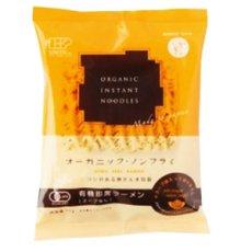画像2: 創健社 有機ラーメン ノンフライラーメン(スープなし) 75g  (常温保存) (2)