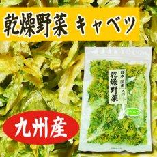 画像1: 乾燥野菜 国産 九州産 キャベツ 125g (1)