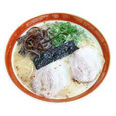 画像2: 熊本ラーメン大黒(ニンニク入豚骨・2食入り)ご当地ラーメン(常温保存) (2)