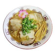 画像2: 和歌山ラーメン井出商店(豚骨醤油・2食入り)ご当地ラーメン 常温保存 半生麺 (2)