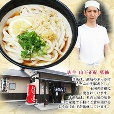 画像2: 讃岐うどん 山下のぶっかけうどん 2食入(半生麺、箱) (2)