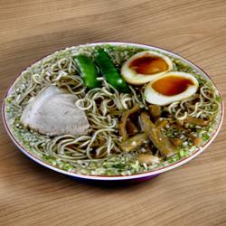 画像1: 宮城仙台ラーメンみずさわ屋(醤油スープ・4食入り) ご当地ラーメン(常温保存) (1)