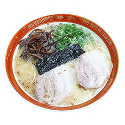 画像1: 熊本ラーメン大黒(ニンニク入豚骨・2食入り)【超人気店ラーメン】 (1)