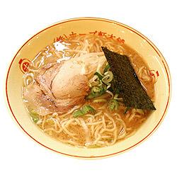 画像1: 東京ラーメン吉祥寺ホープ軒本舗2食化粧箱入(豚骨・ちぢれ中細麺)ご当地ラーメン(常温保存) (1)