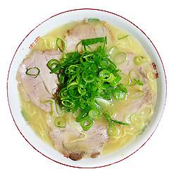 画像1: 京都ラーメン天天有(鶏の白濁スープ・2食入り)ご当地ラーメン(常温保存) (1)