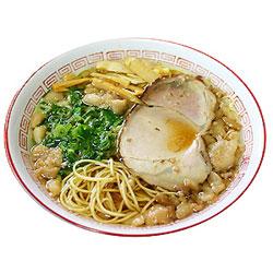 画像1: 尾道ラーメン東珍康2食箱入り(醤油・ストレート平麺)ご当地ラーメン(常温保存) (1)